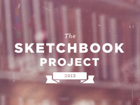 The Sketchbook Project Logotype