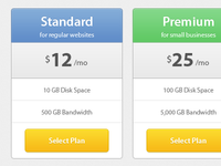 Modern Pricing Table