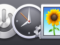 Some icons for CleanMyMac 2