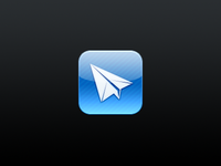 Sparrow iPhone icon final