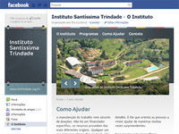 Facebook Instituto Santíssima Trindade