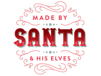 Santa Stamps_Made by Santa & his Elves