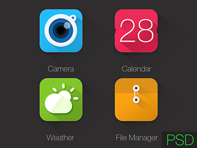Download Icon PSD