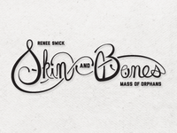 Skin & Bones Stamp - Version 2