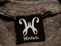 Wordrobe - Logo On Tag
