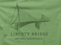 Liberty Bridge Greenville, SC