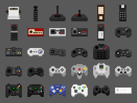 An Abridged History of Game Controllers