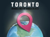 Toronto Dribbble Meetup - March 28, 2013