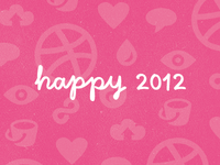 Happy New Year, Dribbblers!