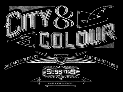City-and-colour-sessions
