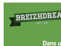 Breizhdream - Website
