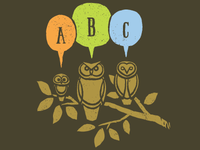 Alphabetical Owls