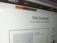 Weeklyy Downloads Area