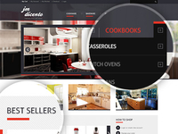 JM Dicento - Magento theme for furniture & home deco shop