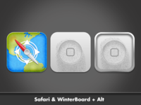 More iOS Icons