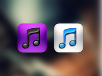 Music/iTunes Icon