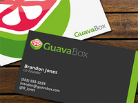 GuavaBox Business Cards