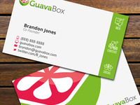 Guavabox Business Cards v2