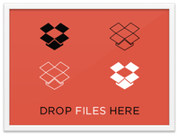 Drop Files Here