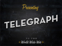 We Are Telegraph