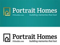 Portrait homes Logo