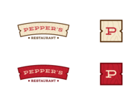 Pepper's Logo Variations
