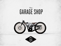 Garage Shop Bike