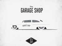 Garage Shop Chevy