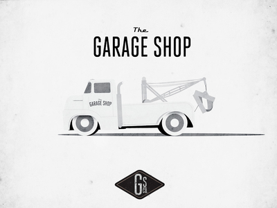Garage Shop Wrecker