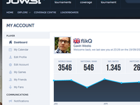 Dashboard Preview for Jow.st
