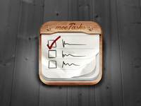 Simple Tasks iOS Icon