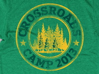 Crossroads Camp Shirt