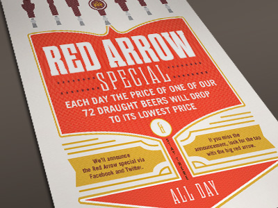 Brew_exchange_red_arrow_poster