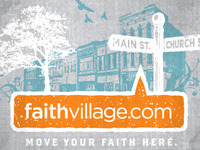 Faith Village Shirt Graphic