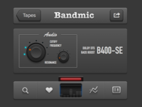 Bandmic for iOS