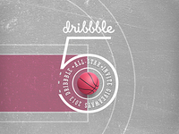 Dribbble x5 Invites Giveaway
