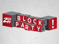 Z99 Block Party Logo