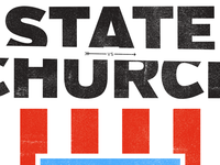 State vs. Church / Lecture Series Poster