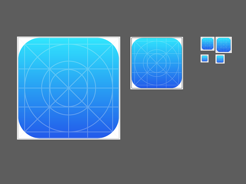 ipad app icon template redemit