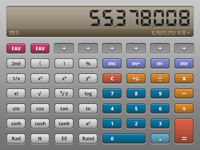 Ui-calculator