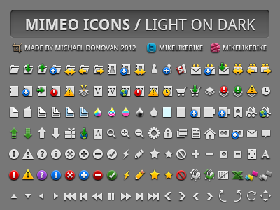 Icons-mimeolight-ondarkbackground