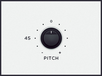 WEGA 51K UI — 45 Pitch
