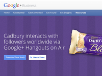 Google+ Business Case Studies