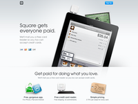 Square gets everyone paid