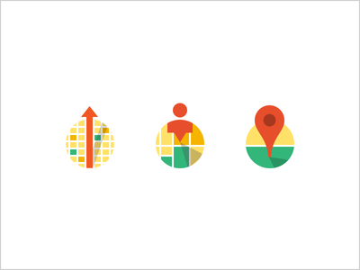 Google Atmosphere Icons