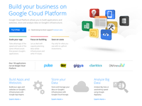 Google Cloud - Home