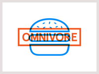 Omnivore Illustration