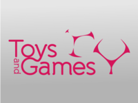 Toys and games - new font