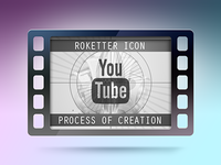 Rocketter icon - Process creation