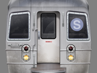 Subway Car Icon Wip